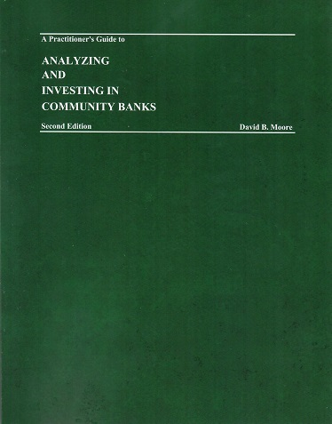 Analyzing and Investing in Community Banks