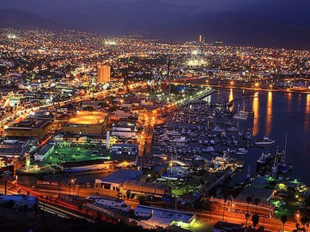 Ensenada Night